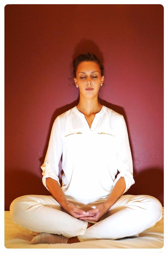 Tao Meditation Hannover, Model Elisabeth Kühn